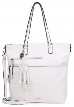 Tamaris Shopper Adele groß Weiß 30477300 white 300