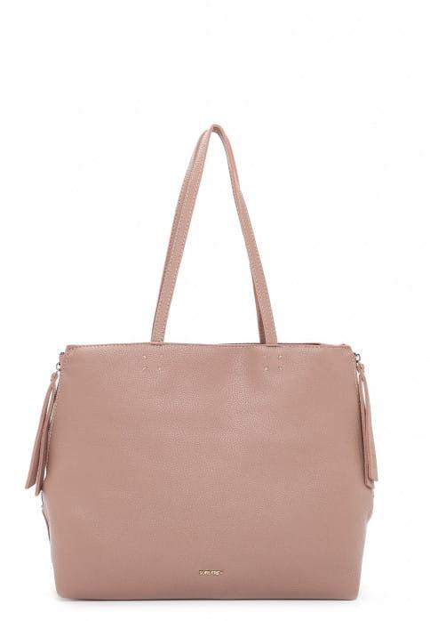 SURI FREY Shopper Ketty groß Pink 12904651 oldrose 651