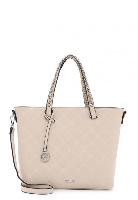 Tamaris Shopper Anastasia Soft mittel Beige 31265400 beige 400