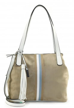 Tamaris Shopper Cora groß Beige 31114420 sand 420