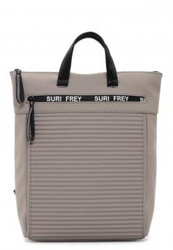 SURI FREY Rucksack Carry mittel Braun 12984900 taupe 900