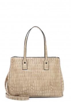 Tamaris Shopper Doreen mittel Beige 31183420 sand 420