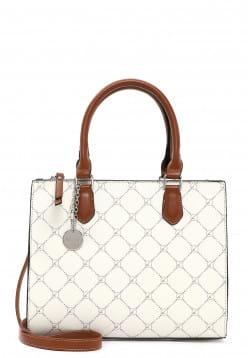 Tamaris Shopper Anastasia mittel Grau 30708320 ecru 320