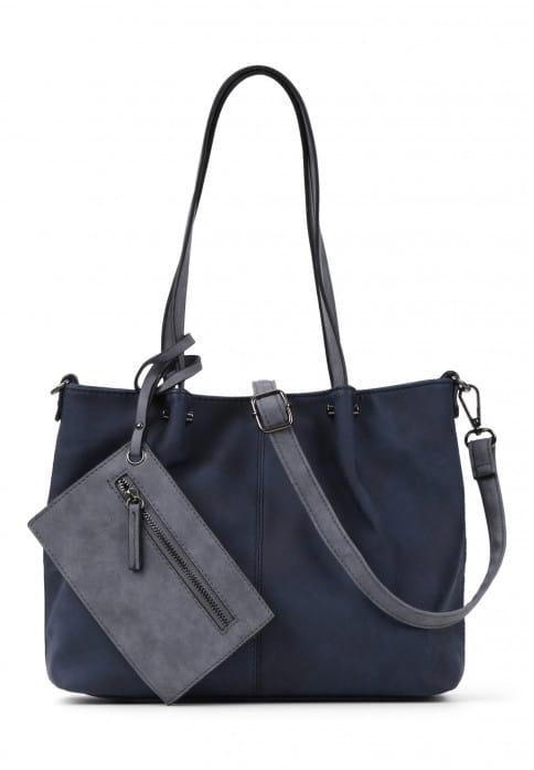 EMILY & NOAH Shopper Bag in Bag Surprise Blau 299508-1790 blue grey 508