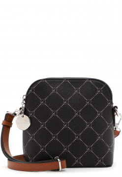 Tamaris Handtasche mit Reißverschluss Anastasia klein Schwarz 30100100 black 100