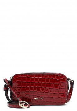 Tamaris Umhängetasche Diana klein Rot 31210689 red-kroko 689