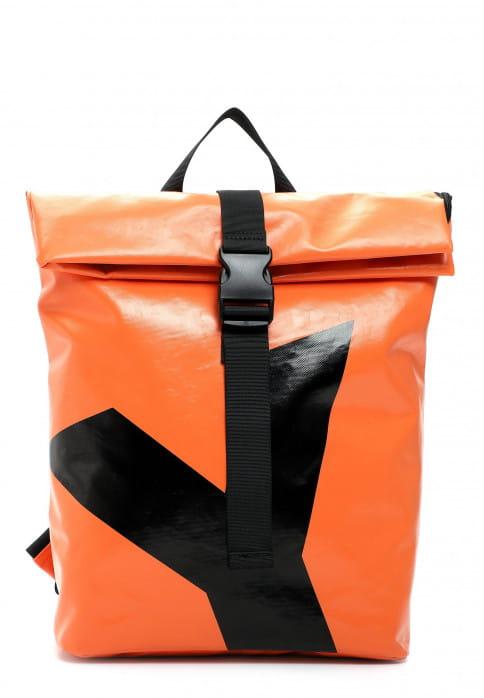 SURI FREY Rucksack Jessey-Plane mittel Orange 13027610 orange 610