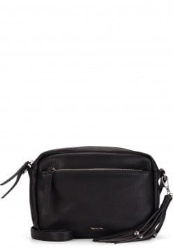 Tamaris Handtasche mit Reißverschluss Adele mittel Schwarz 30473100 black 100