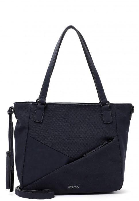 SURI FREY Shopper Romy-Su mittel Blau 12443500 blue 500