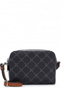Tamaris Handtasche mit Reißverschluss Anastasia klein Blau 30101500 blue 500
