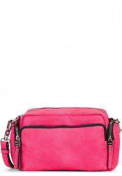 SURI FREY Handtasche mit Reißverschluss Terry groß Pink 12301670 pink 670