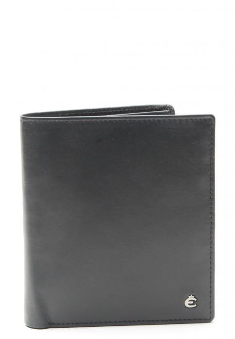 Esquire Hochformatbörse HARRY Schwarz 4774900 schwarz 00