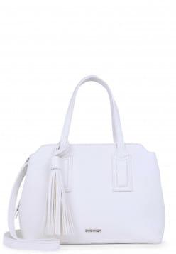 SURI FREY Shopper Patsy klein Weiß 12273300 white 300