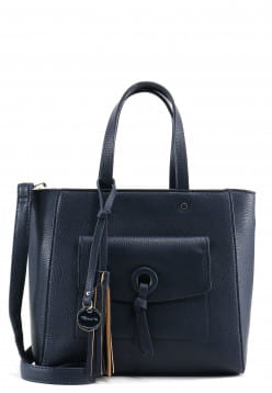 Tamaris Shopper Carolina klein Blau 31033500 blue 500