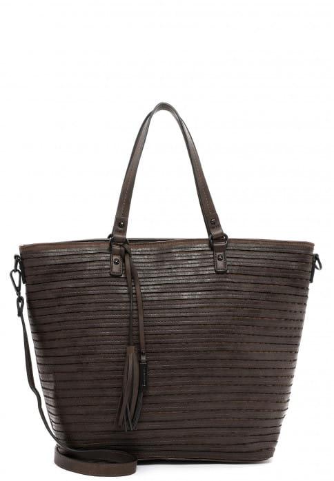 Tamaris Shopper Barbara groß Braun 30753200 brown 200