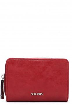 SURI FREY Geldbörse mit Reißverschluss Luzy  Rot 12649600 red 600