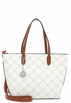 Tamaris Shopper Anastasia klein Grau 30106320 ecru 320
