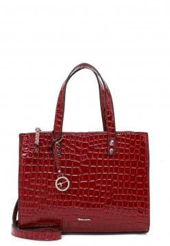 Tamaris Shopper Diana klein Rot 31212689 red-kroko 689