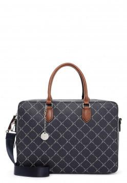Tamaris Businesstasche Anastasia groß Blau 30703500 blue 500