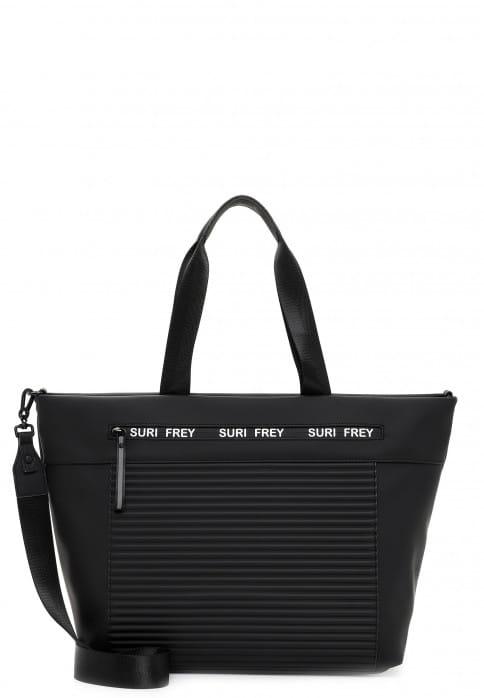 SURI FREY Shopper Carry groß Schwarz 12982100 black 100