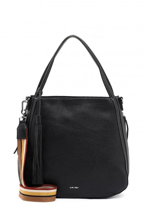 SURI FREY Shopper Lory mittel Schwarz 12823100 black 100