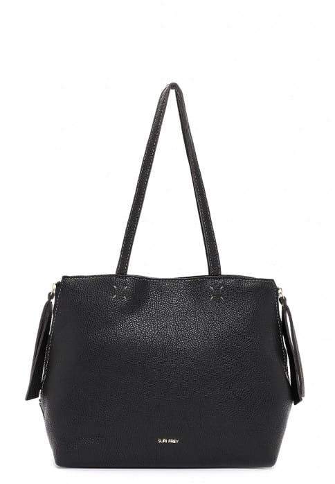 SURI FREY Shopper Ketty mittel Schwarz 12903100 black 100