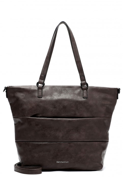 EMILY & NOAH Shopper Dörte groß Braun 62493200 brown 200