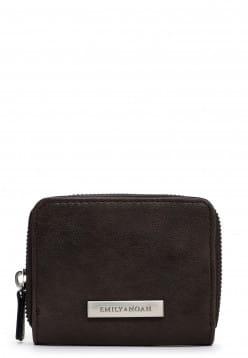 EMILY & NOAH Geldbörse mit Reißverschluss Defne  Braun 62616200 brown 200