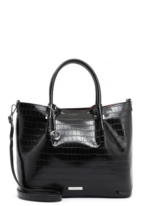 Tamaris Shopper Christiane groß Schwarz 31051100 black 100