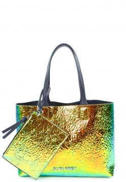 SURI FREY Shopper SURI Black Label Tiffany mittel Bronze 16061220 bronze 220