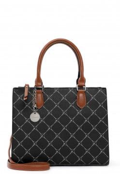 Tamaris Shopper Anastasia mittel Schwarz 30708100 black 100