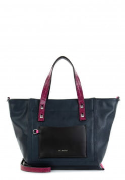 EMILY & NOAH Shopper Frieda groß Special Edition Blau ML62974500 blue  500