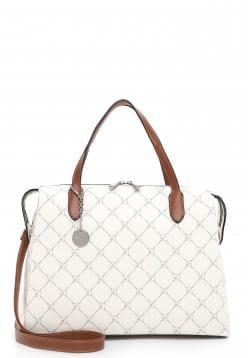 Tamaris Shopper Anastasia groß Grau ML1000320 ecru 320