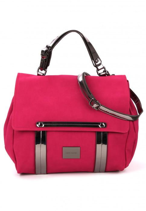 merch mashiah Handtasche mit Überschlag Marlene Pink 80141670-1790 pink 670