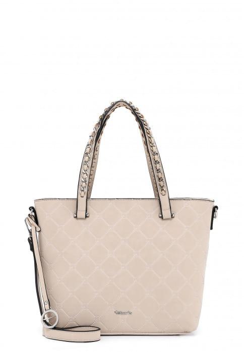 Tamaris Shopper Anastasia Soft klein Beige 31264400 beige 400
