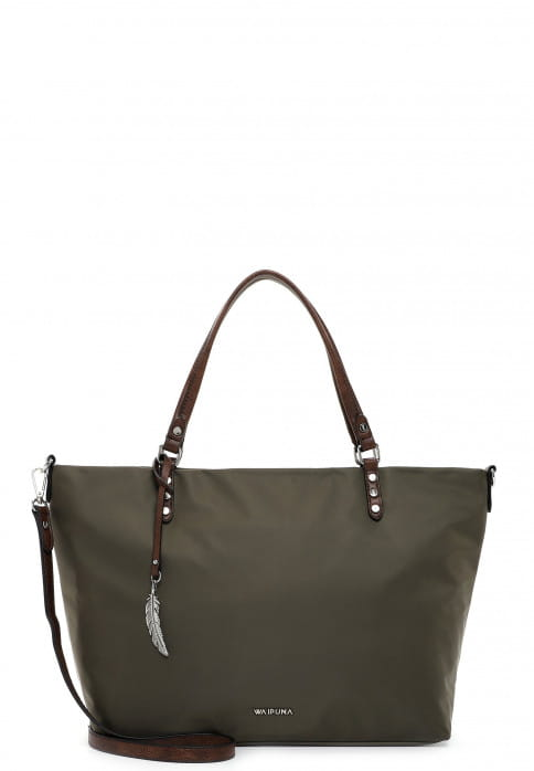 Waipuna Shopper Waipuna Grün ML154932 olive 932