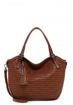 Tamaris Shopper Dalia mittel Braun 31316700 cognac 700