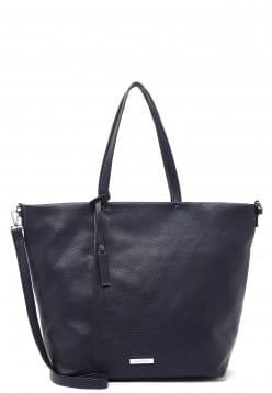 EMILY & NOAH Shopper Elli groß Blau 62913500 blue 500