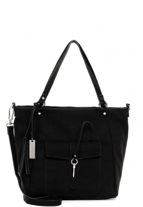 SURI FREY Shopper Romy-Kay mittel Schwarz 12963100 black 100