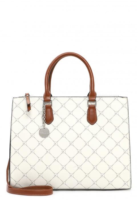 Tamaris Shopper Anastasia groß Grau 30709320 ecru 320