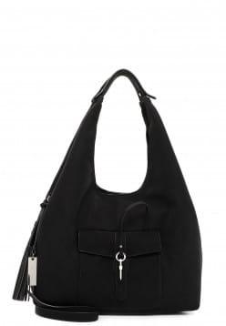 SURI FREY Shopper Romy-Kay groß Schwarz 12964100 black 100
