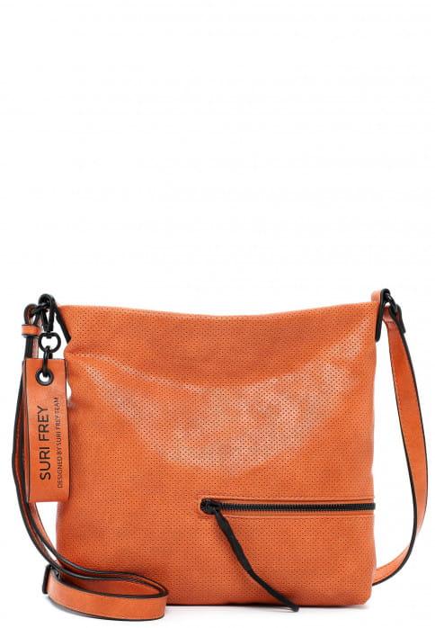 SURI FREY Umhängetasche Chelsy Orange 13040610 orange 610