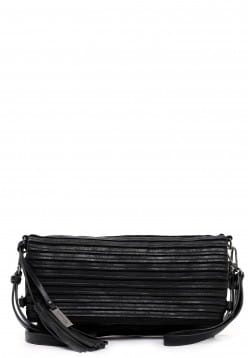 Tamaris Clutch Carina  Schwarz 31101100 black 100