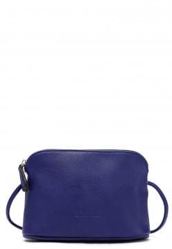 EMILY & NOAH Handtasche mit Reißverschluss Emma Blau 60393551 royal 551