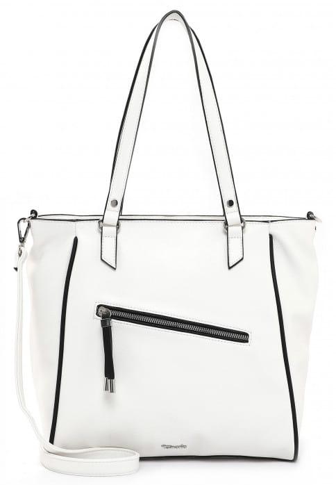 Tamaris Shopper Corinna groß Weiß 31085300 white 300