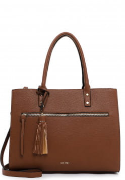 SURI FREY Shopper Netty groß Braun 12693700 cognac 700