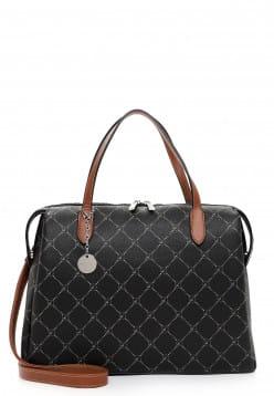 Tamaris Shopper Anastasia groß Schwarz ML1000100 black 100