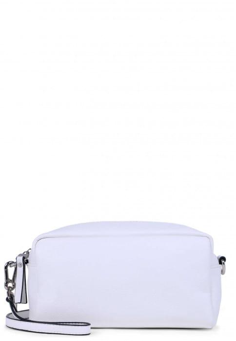 SURI FREY Handtasche mit Reißverschluss Terry mittel Weiß 12300300 white 300