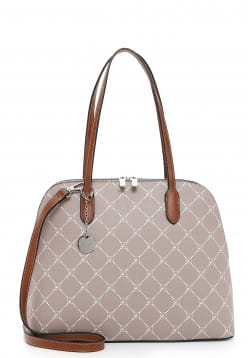 Tamaris Shopper Anastasia klein Braun ML1003900 taupe 900