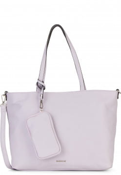 EMILY & NOAH Shopper Bag in Bag Surprise groß Lila 312621 lightlilac 621